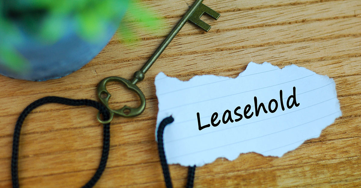 Sale and purchase of leasehold property