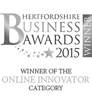 Hertfordshire Business Awards 2015 Finalist