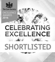 Celebreating Excellence Award Shortlist